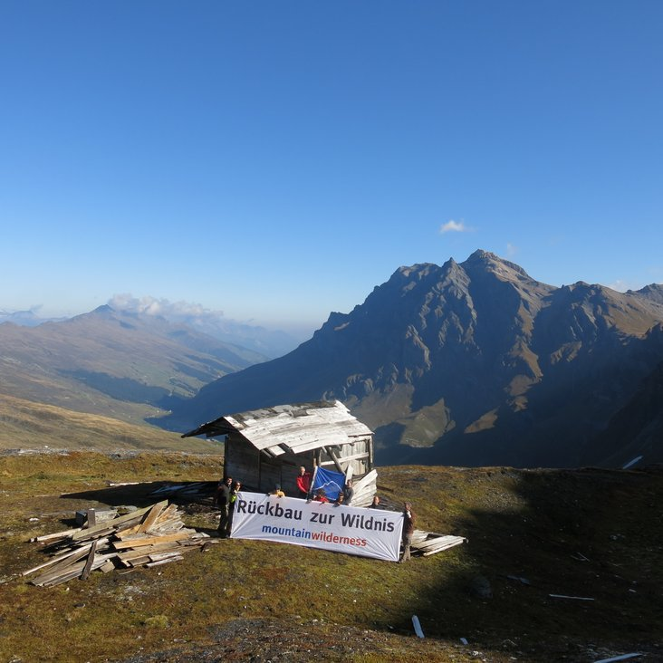 mountain wilderness - Alpenschutz, Bergsport, Wildnis